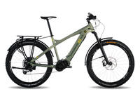 NOX CYCLES - Hybrid XC Tour - Comp olive