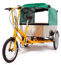 CYCLES MAXIMUS - CMDRIVE Cargo PickupTrike