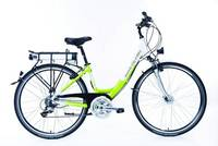 Bauer's E-Bike - Austria City E-Bike DA