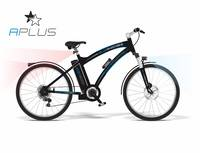 Blue Shock Bike - Sport A Plus