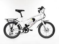 Bauer's E-Bike - Austria City Flitzer