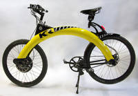 PiMobility - PiCycle Kenny Roberts Limited (Hybrid)