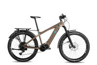 NOX CYCLES - Hybrid XC Trail - Pro coffee