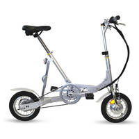 Velomini - Cool Silver - 1 Speed