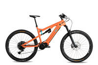 NOX CYCLES - Hybrid All Mountain 5.9 - Expert fire