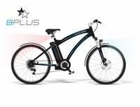 Blue Shock Bike - Sport B Plus
