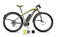 EBIKE - Advanced R 002 Intuvia 400