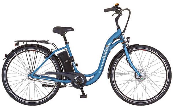 Prophete E-Bike P/édales Noir M